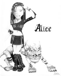 Goth_Alice by Wax3212