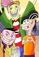 Ed Edd n Eddy by KarToon12