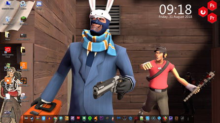 Tf2 Theme by KarolloSFMYT