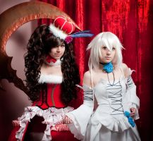 Will of the abyss and Alice by Torchilina