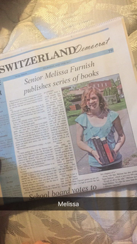 So I'm on a front page   by melfurny