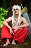 InuYasha- Deep Forest by twinfools
