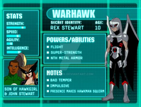 YJ - Warhawk profile by Lil-Hawk