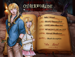 OW: Sitka/Norrie, 2nd year by Ra-Punzelle