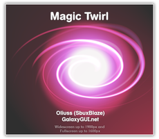 Magic Twirl by Oliuss