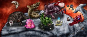 Mortasheen Teem by Monster-Man-08