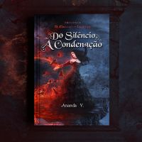 Book Cover II -  Do Silencio a Condenacao by MirellaSantana