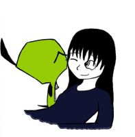 RQ- Hangin with GIR by InvaderSquall5558