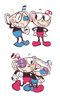 more cuphead by pop-lyst