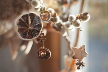 Winter Decoration Mobile .2 by MiaSidewinder