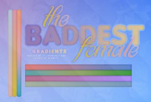 +thebaddestfemale|grd02| by quartet-resources