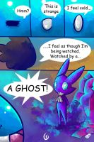 Team Fearious: Mission 5: Pg 1 by NERD-that-DRAWS