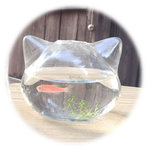 f2u decor | kitty vase by breeze-winner