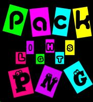 Pack lights png by WackoKunVidal