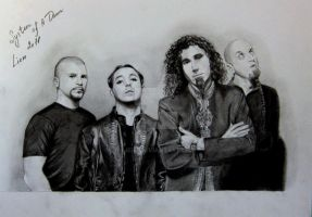 System Of A Down by Liere
