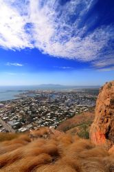 Townsville from Castle Hill by BeauNestor
