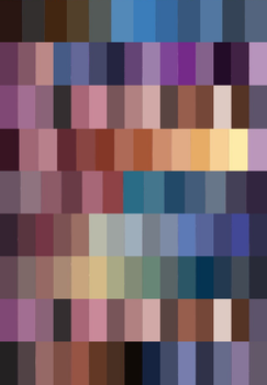 Space-inspired Palettes f2u by yikz-adopts