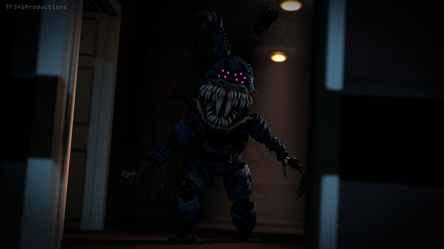 Corrupted Bonnie by TF541Productions