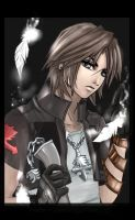 Squall_for KD10 by Yunaleskaa