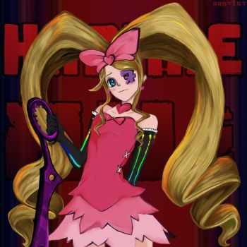 Harime Nui by Dant1st1488