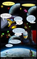 Antares Complex Issue 2 Page 1 by Gx3RComics