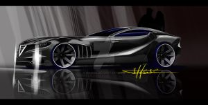 Super Sport Concept by magao