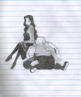 Gluttony and Lust FMA by shadowzabimaru