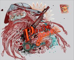 Pirate forever:childhood tribu by belbael