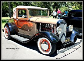 32 Ford Sport Coupe by StallionDesigns