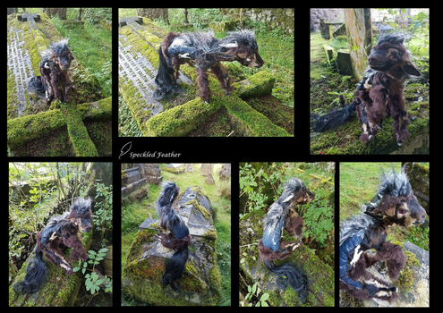 Kirin: For Sale by Speckled-Feather-UK
