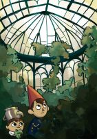 In the glasshouse by RenRoyal
