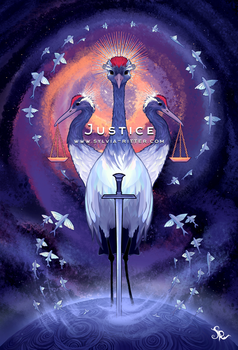 Justice by SylviaRitter