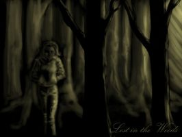 Lost in the Woods by JesIdres