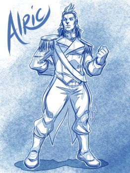Alric Triumphant by FooRay