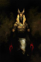 The Anubis Murders by nJoo