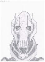 general grievous by willem-the-drawer