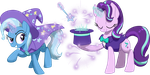 Star Trix Magic Showshade by BananimationOfficial
