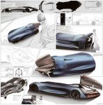 Peugeot OBSIDIAN by Redha SAIDANI by s-redha