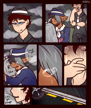 Blood and War Page 2 by PuddingEpidemic