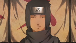 Happy Sasuke by ilyesgnei