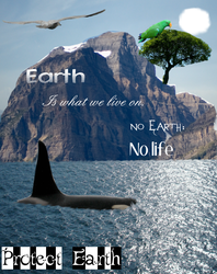 Protect Earth by BelleMeansBeautiful
