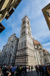 Duomo in Florence by LojZza