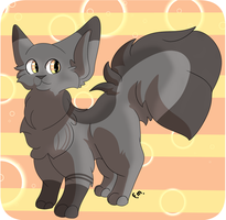 Graystripe by Flamemuzzle
