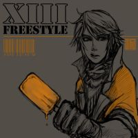 XIII FREESTYLE - Hope by jirito