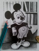 MICKEY by Yandereraptor
