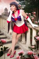Sailor Mars 2 by Ailish01