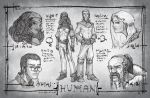 Quantum Races: Humans by butterfrog