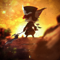 Young Kled by Qu-r