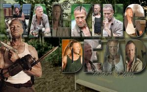 Merle Dixon by Coley-sXe