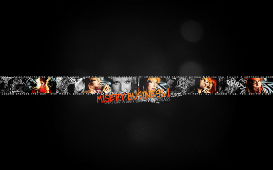 Misery Business Wallpaper by Miss-Machi
